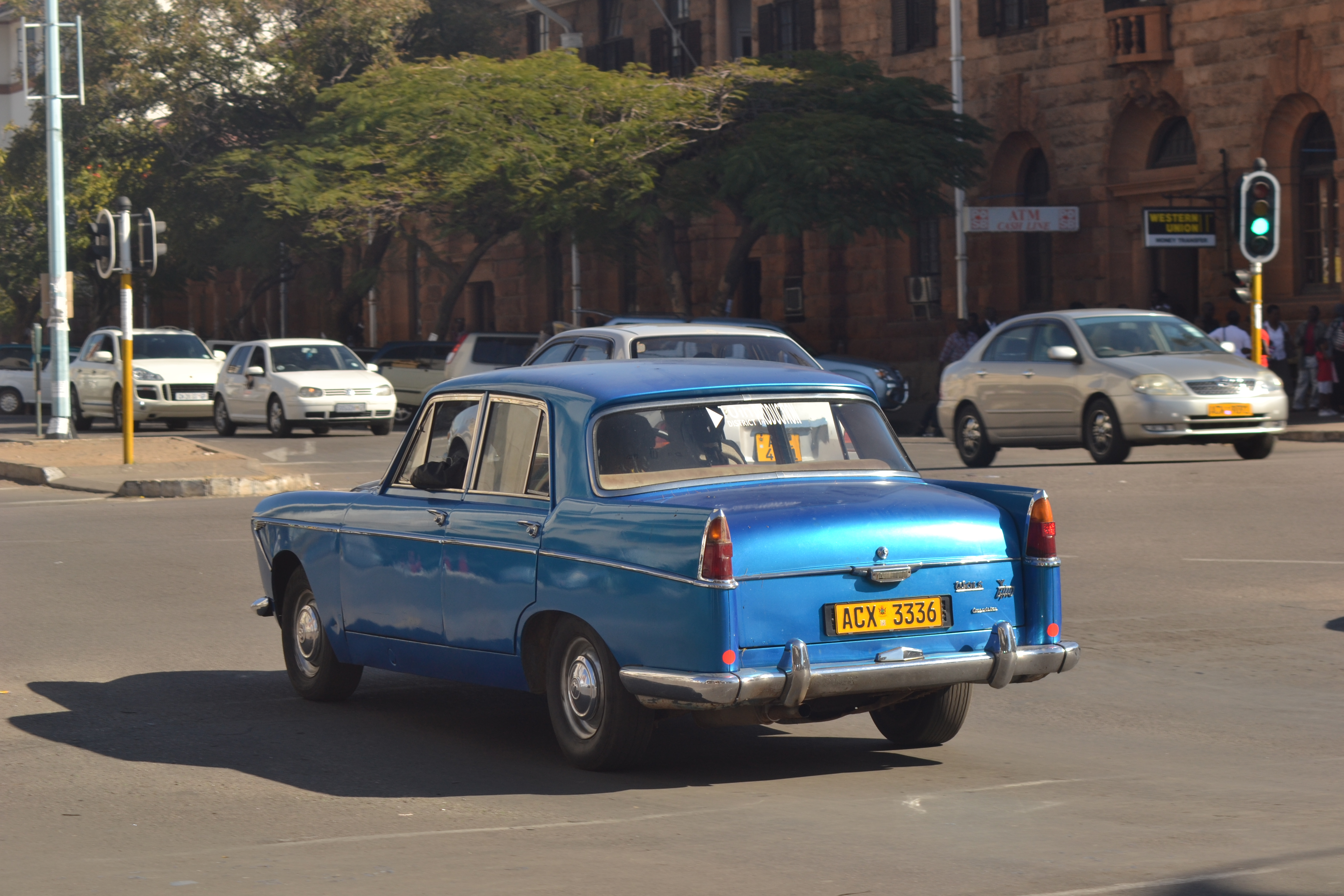 Journey Through Zimbabwe Beats The Office